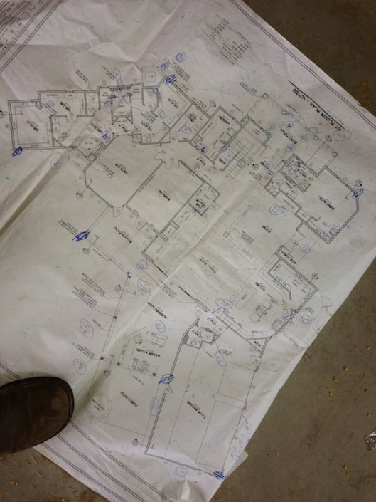 wiring schematics drawn up by our kansas city electrician