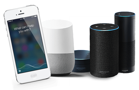 Voice Controlled Smart Devices