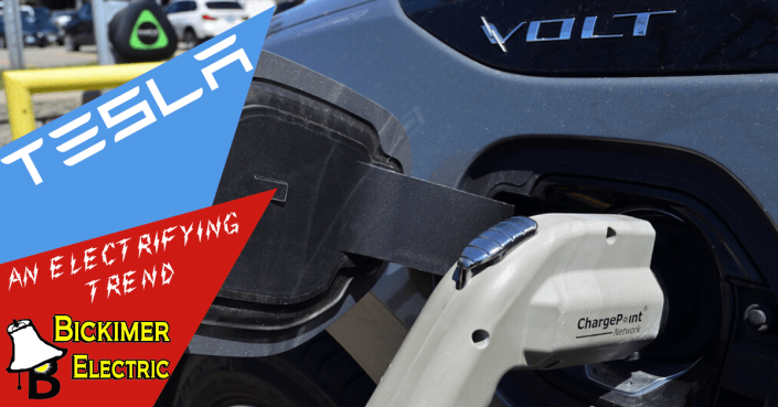 Tesla - An Electrifying Trend