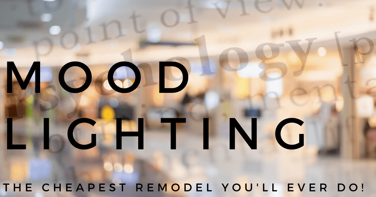 Mood Lighting Page Header