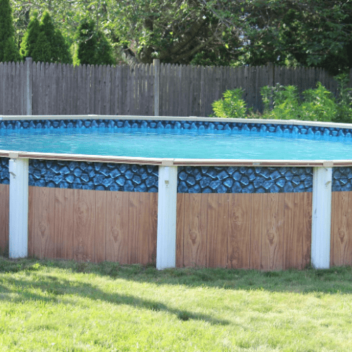 Above-Ground Hard Pool