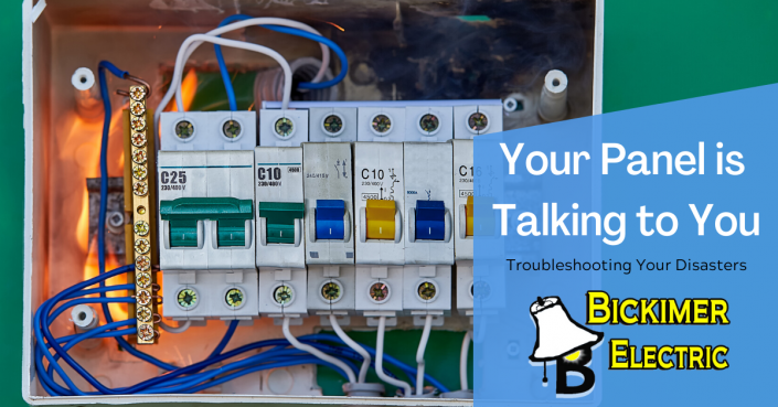 Your Panel Is Talking To You - Troubleshooting Your Disasters